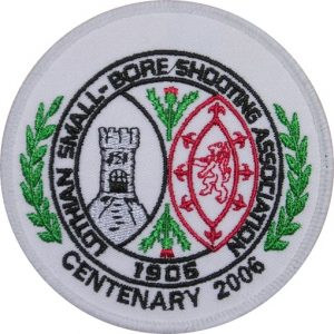 Centenary badge