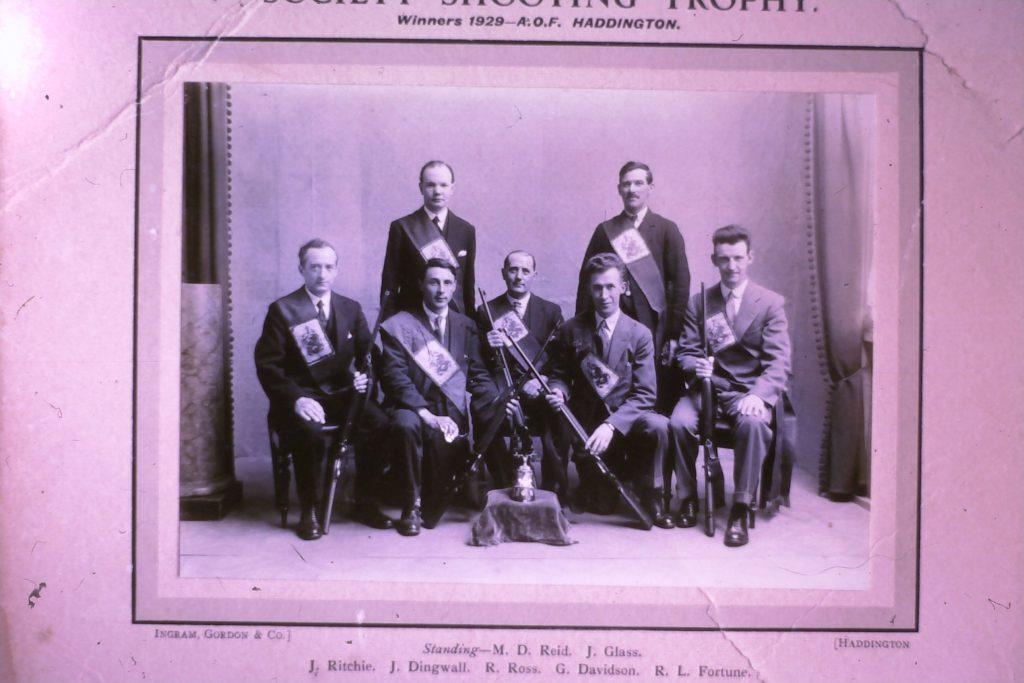 Haddington team 1929