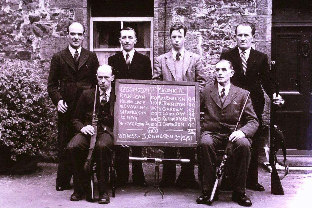 Haddington v. Masonic 1951
